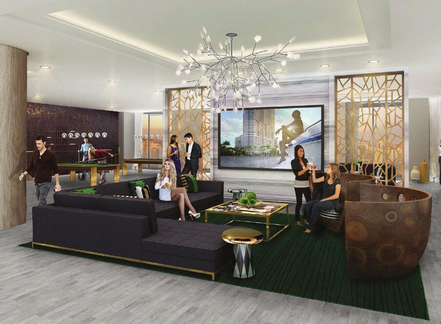 Apartamento de 1 dormitório à venda em Arts District, Miami - FL