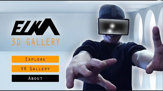 Elka 3D Gallery - screenshot