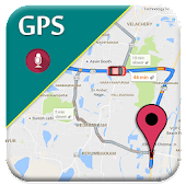 GPS Maps Navigation & Direction Route Finder Free