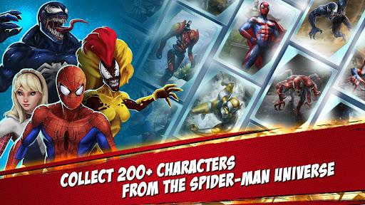 MARVEL Spider-Man Unlimited screenshot 9
