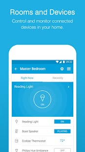 SmartThings Mobile