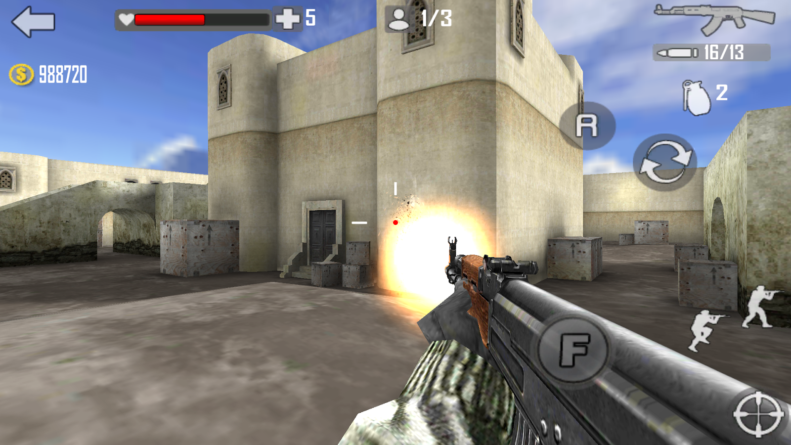 Shoot Strike War Fire Screenshot 6