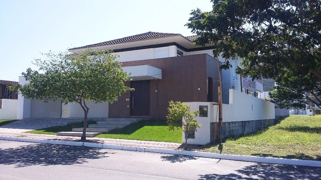 Casa 4 Dorm, Lagoa da Conceição, Florianópolis (CA0121)