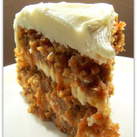 The Yummiest Carrot Pineapple Cake With Cream Cheese Frosting