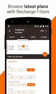 App Recharge Plans & Prepaid Bill APK for Windows Phone