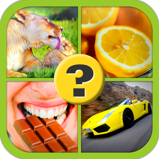 Guess the Word - 4 pics 1 word (game)