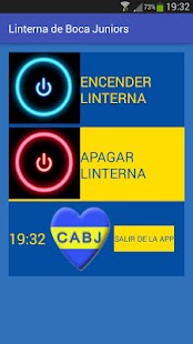 Linterna de Boca Juniors - screenshot