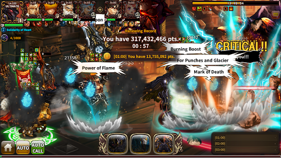 Dragon Blaze APK for Bluestacks