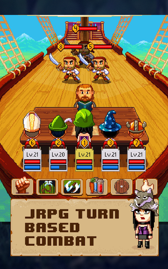 Knights of Pen & Paper 2 Screenshot 14