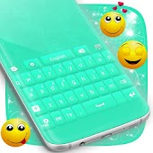 Green Keyboard Skin