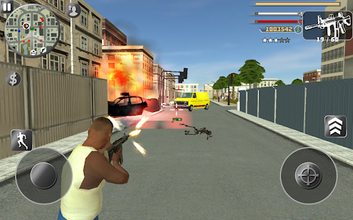 Real Crime San Andreas APK for Lenovo