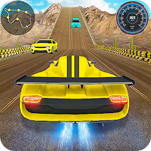 Endless Drive Car Racing: Best Free Games Icon