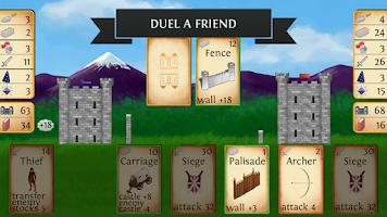 Screenshot of Castle Siege: Fantasy Battles