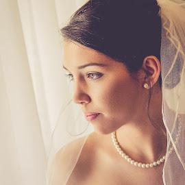by Michelle Exler - Wedding Bride