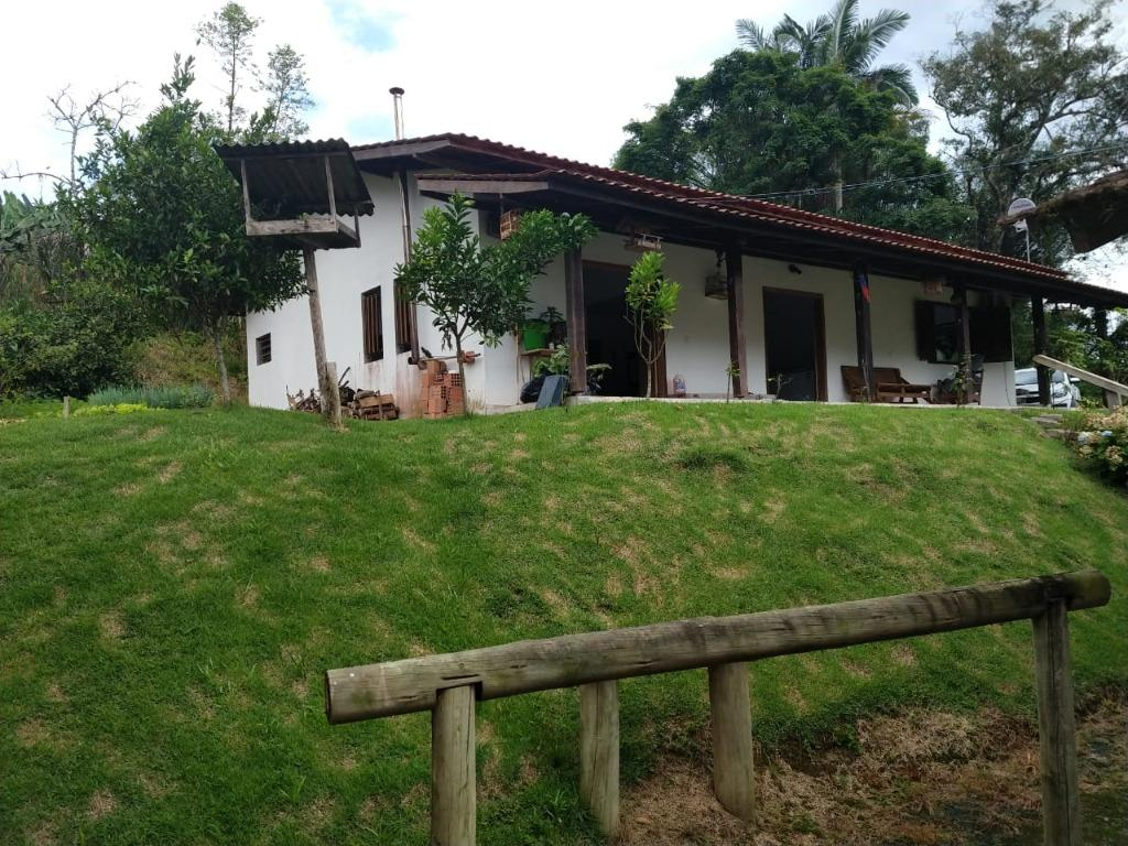 Sítio à venda, 20000 m² por R$ 980.000 - Escalvados - Navegantes/SC