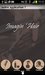 Imagin Hair - screenshot