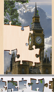 Live Jigsaws -  World Wonders - screenshot