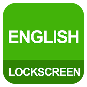 Learn English on Lockscreen