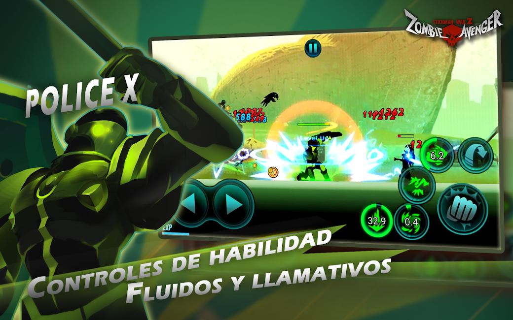 Zombie Avengers: Stickman War Z 2.1.9 APK 2