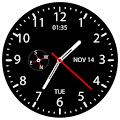 Clock Live Wallpaper APK for Bluestacks