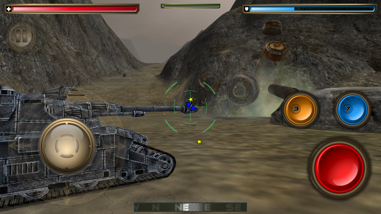 Tank Recon 2 Screenshot 10