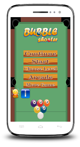 android Piscine 8 Ball Shooter Screenshot 0