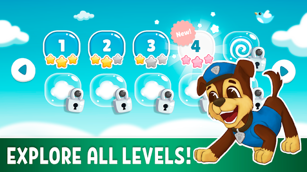Super Patrol Paw Puppy Kids apk screenshot