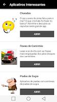 Screenshot of Piadas de Filmes