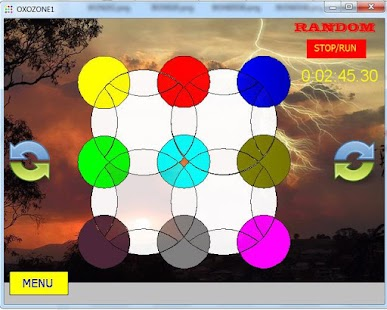 OXOZONE SLIDING PUZZLE - screenshot