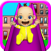 Free Download My Baby Babsy - Playground Fun APK for Samsung