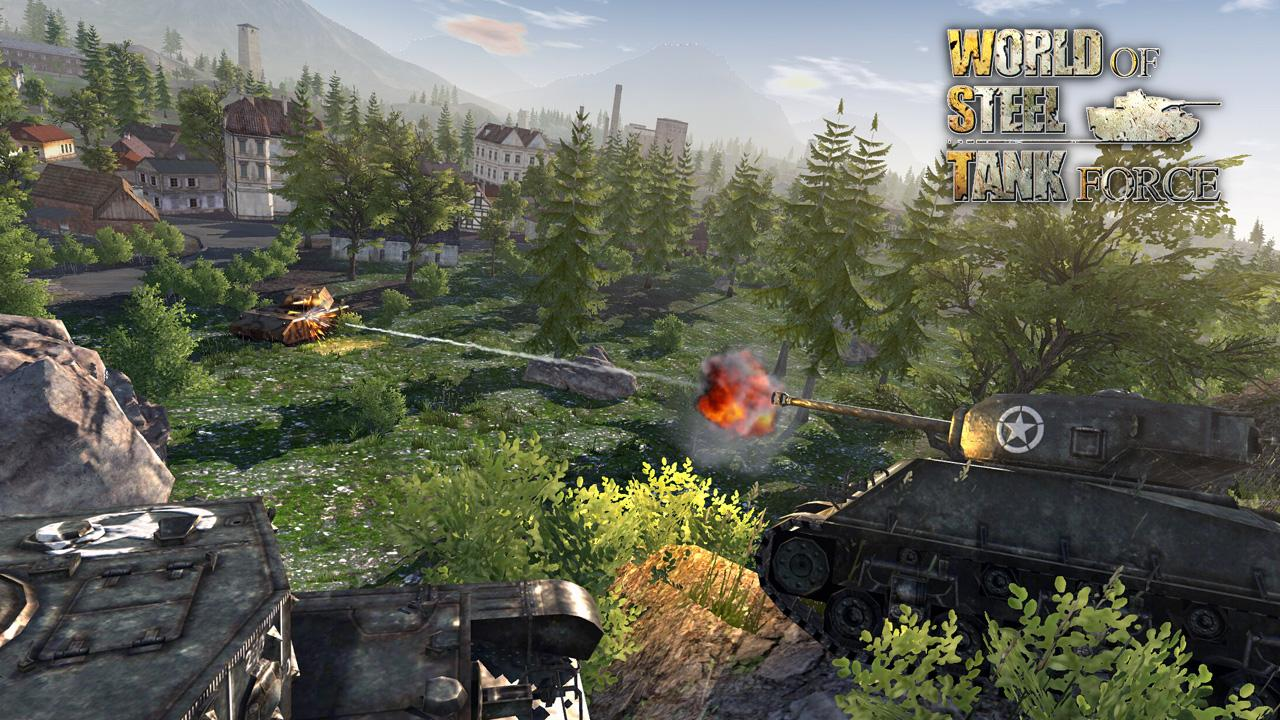 World Of Steel : Tank Force Screenshot 4
