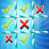 Tic Tac Toe-Casual Brain Game icon