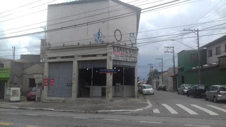 Barracão para Locação - São Paulo