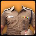 App Police suit photo frames APK for Kindle
