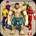 Incredible Superheros Wars APK for Bluestacks