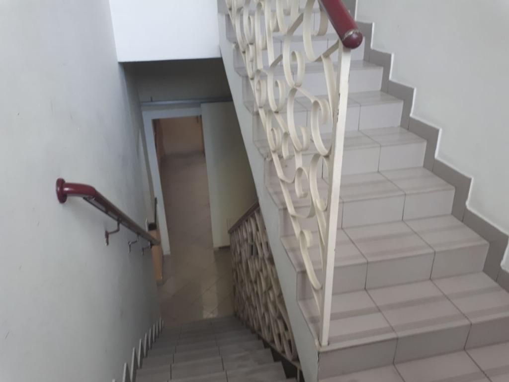 Acesso segundo andar