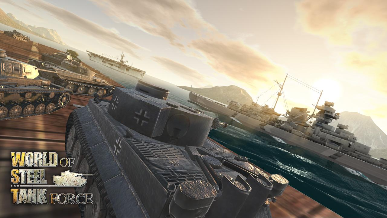 World Of Steel : Tank Force Screenshot 2
