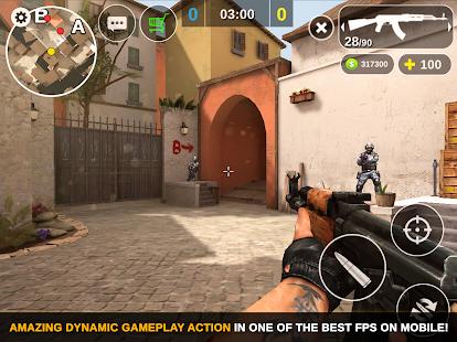 Counter Attack Team 3D Shooter (Mod Money)