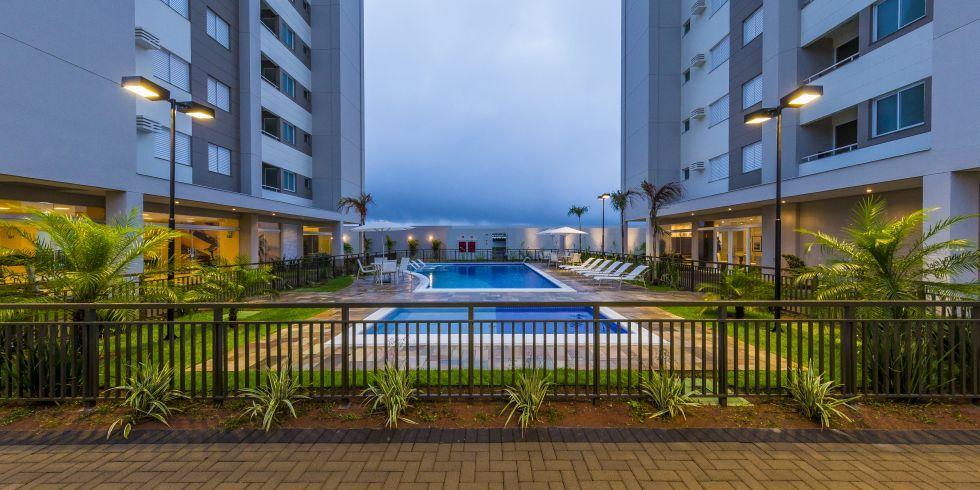 Apartamento residencial à venda, Jardim Morumbi, Londrina - AP0460.