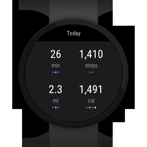 Google Fit - Fitness Tracking screenshot 9
