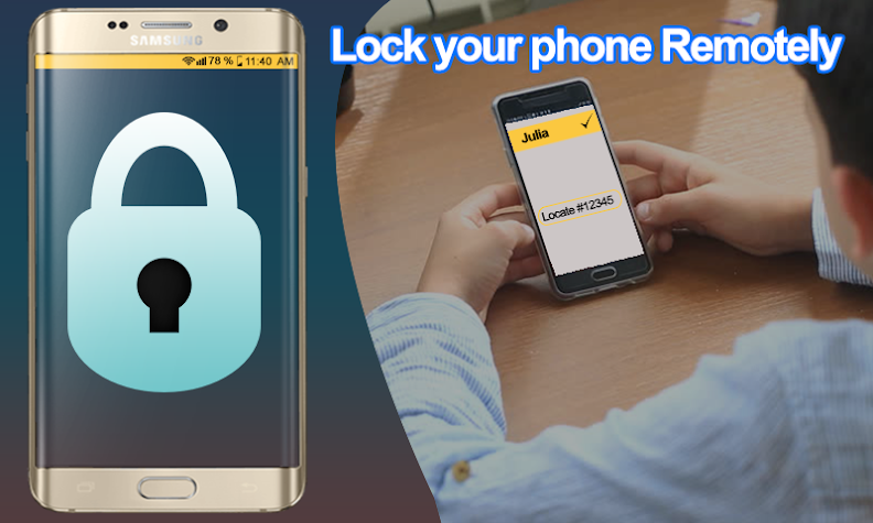 Track your Lost Phone: Find misplaced phone Screenshot