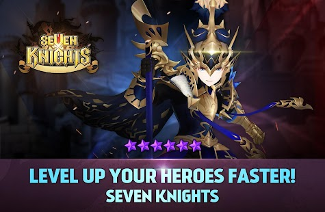 Game Seven Knights apk for kindle fire