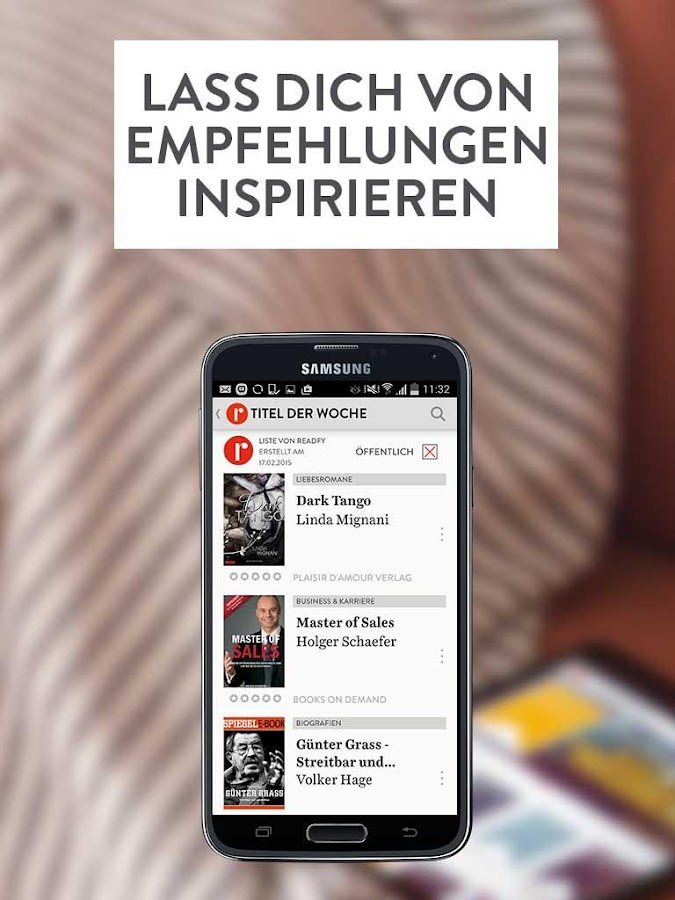 readfy - eBooks gratis lesen Screenshot 4