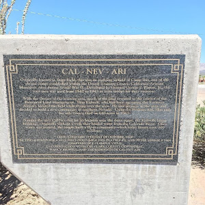CAL-NEV-ARI Originally known as Stage Field, this was an outlying airfield of Camp Ibis, one of the eleven camps established within the Desert Training Center, California-Arizonan Maneuver Area ...