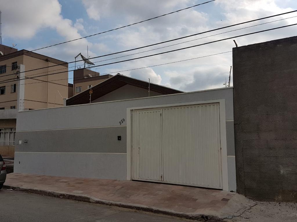Casa à venda, 167 m² por R$ 650.000,00 - Núcleo Residencial Satélite - Várzea Paulista/SP