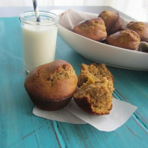 Autumn Spice Breakfast Muffins
