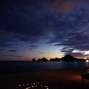 Wedding in Cabo San Lucas Mexico on 11.11.11 by Danniel McKnight - Wedding Bride & Groom