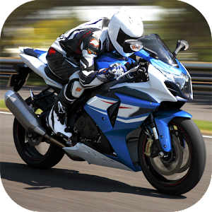 Bike Racing Traffic MotoRider