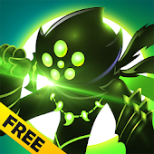 Download League of Stickman Free-Shadow APK on PC