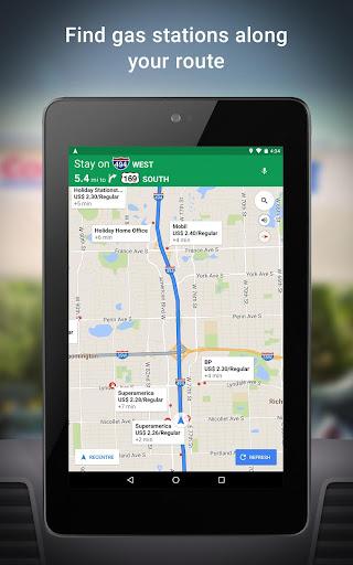 Maps - Navigation & Transit screenshot 19